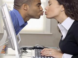 Intalnire pe internet