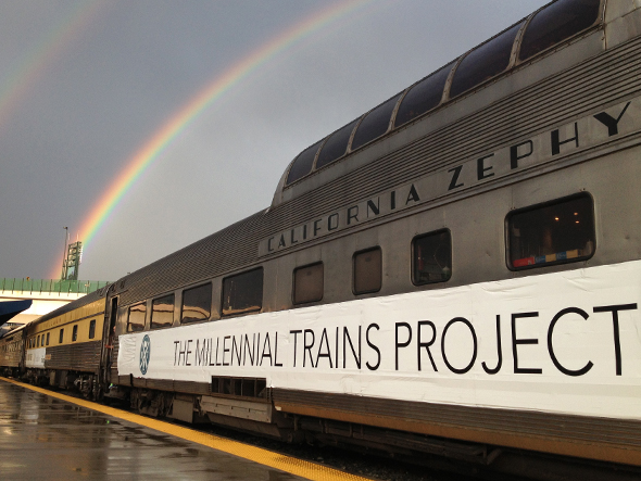 Proiectul Millenial Trains