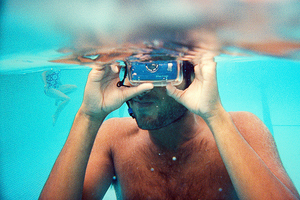 camera subacvatica